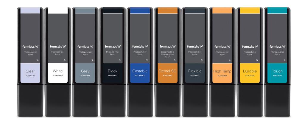 Formlabs Cartridges