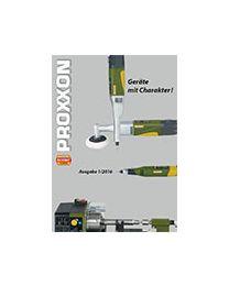 Proxxon MICROMOT elektrisch gereedschap Catalogus